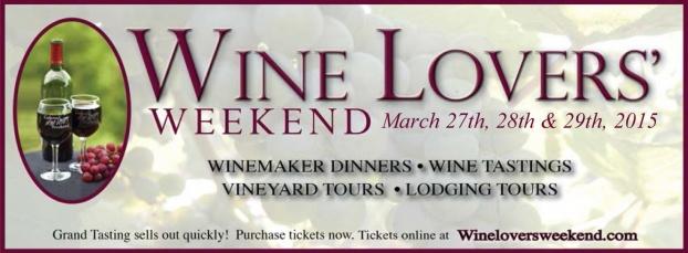 Galena Wine Lovers' Weekend