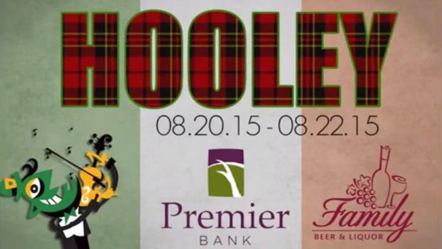 Irish Hooley – August 20-22, 2015