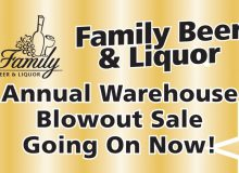 Wine and Liquor Blowouts!